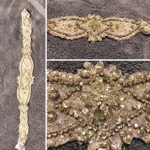 💎💎Beautiful rhinestone diamond wedding belt 💎💎